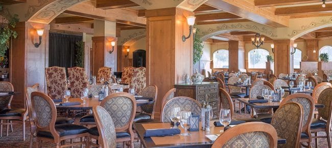 Restaurant Zermatt Resort & Spa Park City Utah