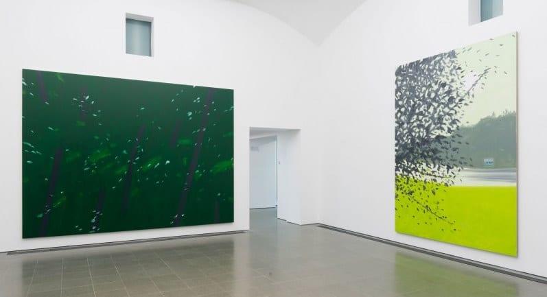 Alex Katz, Quick Light, Serpentine Gallery, London, Exhibition Review