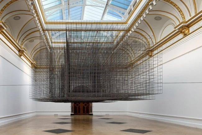 antony-gormley-royal-academy cellophaneland review