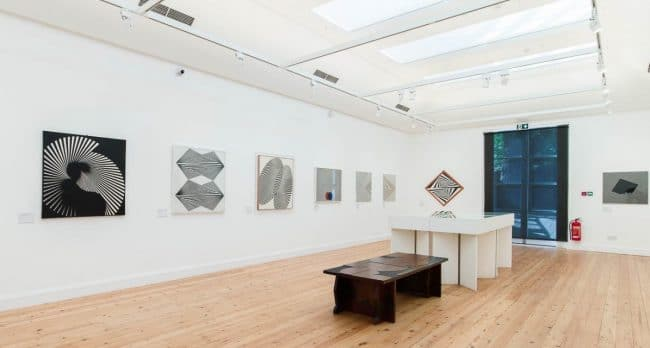 The Estorick Collection Islington, Franco Grignani