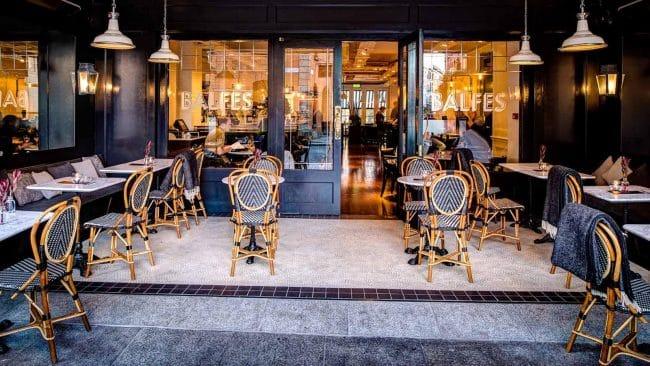 The Westbury Hotel Doyle Collection Cellophaneland review Ireland