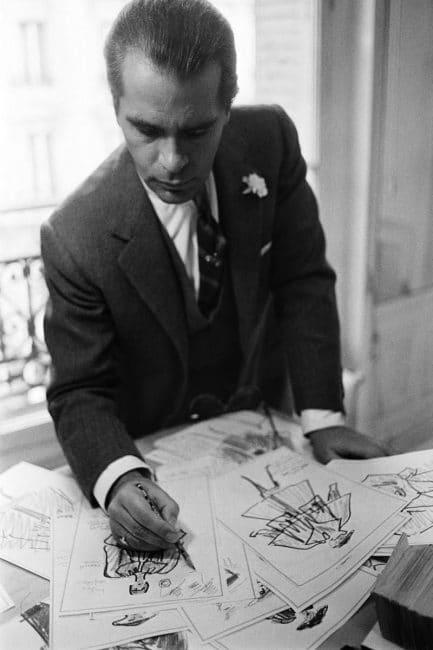 Kaiser Karl Lagerfeld