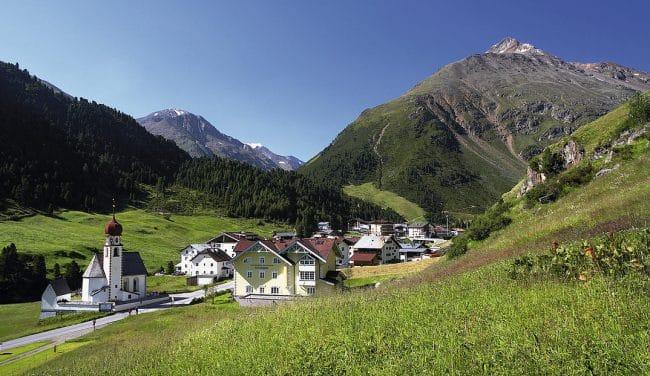 Ötztal Austria