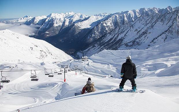 Cauterets Hotel du Lion d'Or Ski