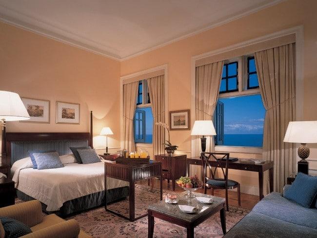 Copacabana Palace Hotel - Rio de Janeiro, Brazil