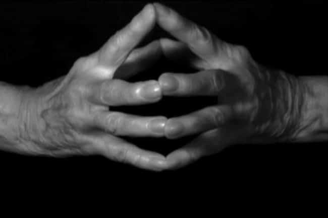 bill-viola- four hands -2001 The Wilson Cheltenham Artists Rooms