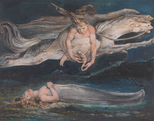 William Blake at Tate Britain. Exhibition review