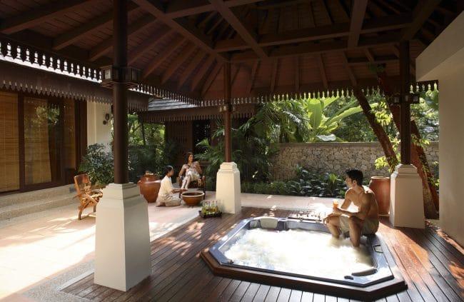 Spa Village Pangkor Laut Resort