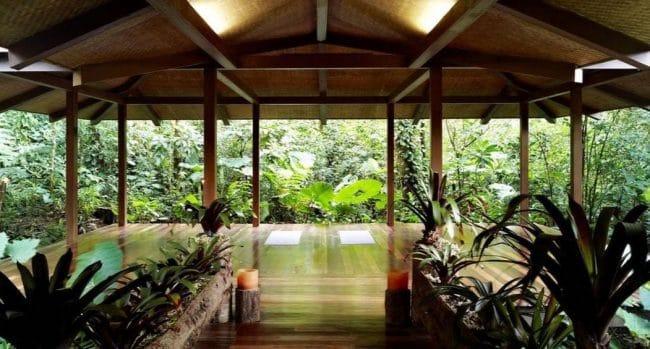 El Silencio Lodge & Spa yoga