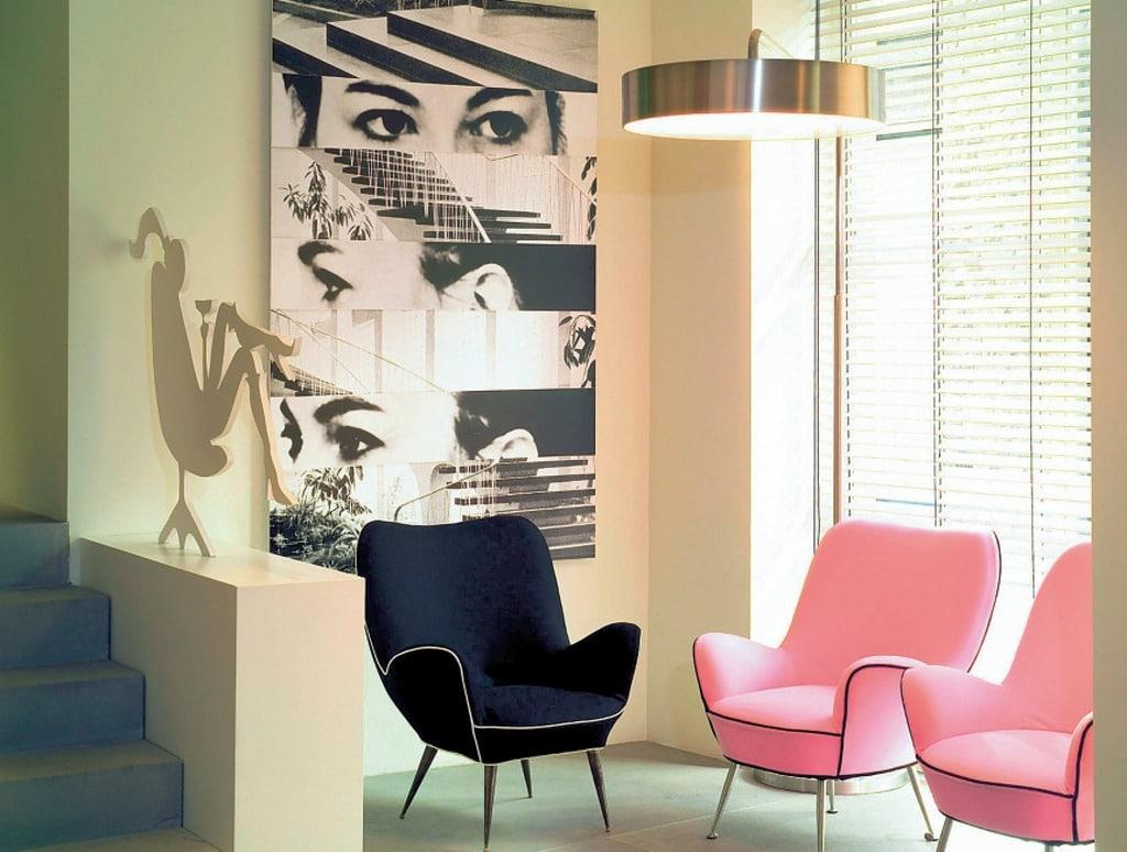 Haute Living - Luxury Hotels from Haute Couture Designers Continentale Salvador Ferragamo