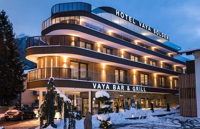Solden Ötztal Austria Hotel Vaya
