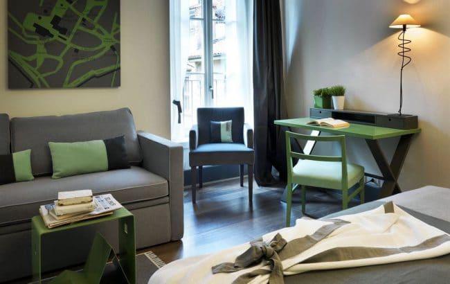 Gombit Hotel Bergamo Design Hotel Italy