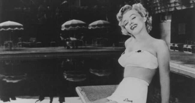 Hollywood Roosevelt Marilyn Monroe