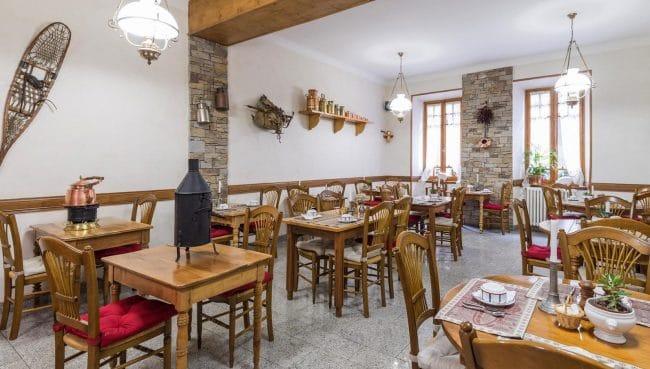 Cauterets Hotel du Lion d'Or Restaurant