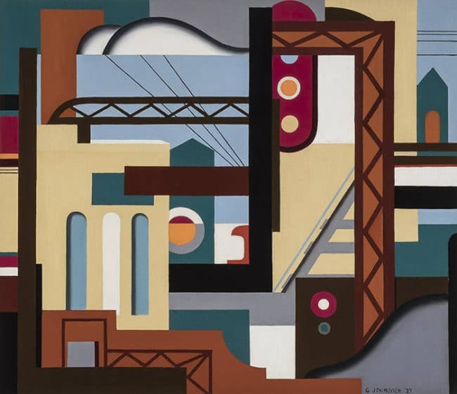 Americas Cool Modernism Ashmolean Oxford