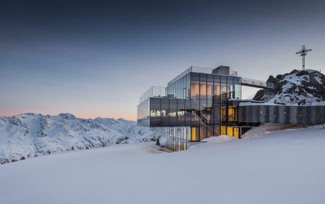 Ice Q Solden Ötztal Austria