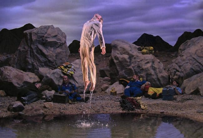 Bill Viola Going Forth By Day
