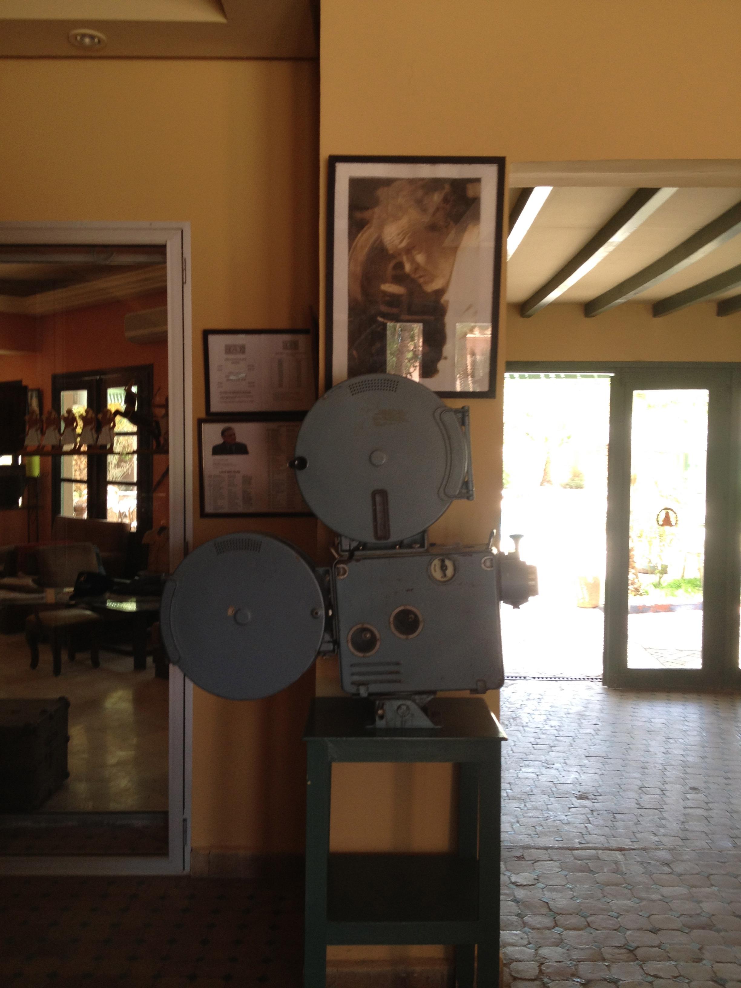 Atlas Film Corporation Studios, Morocco