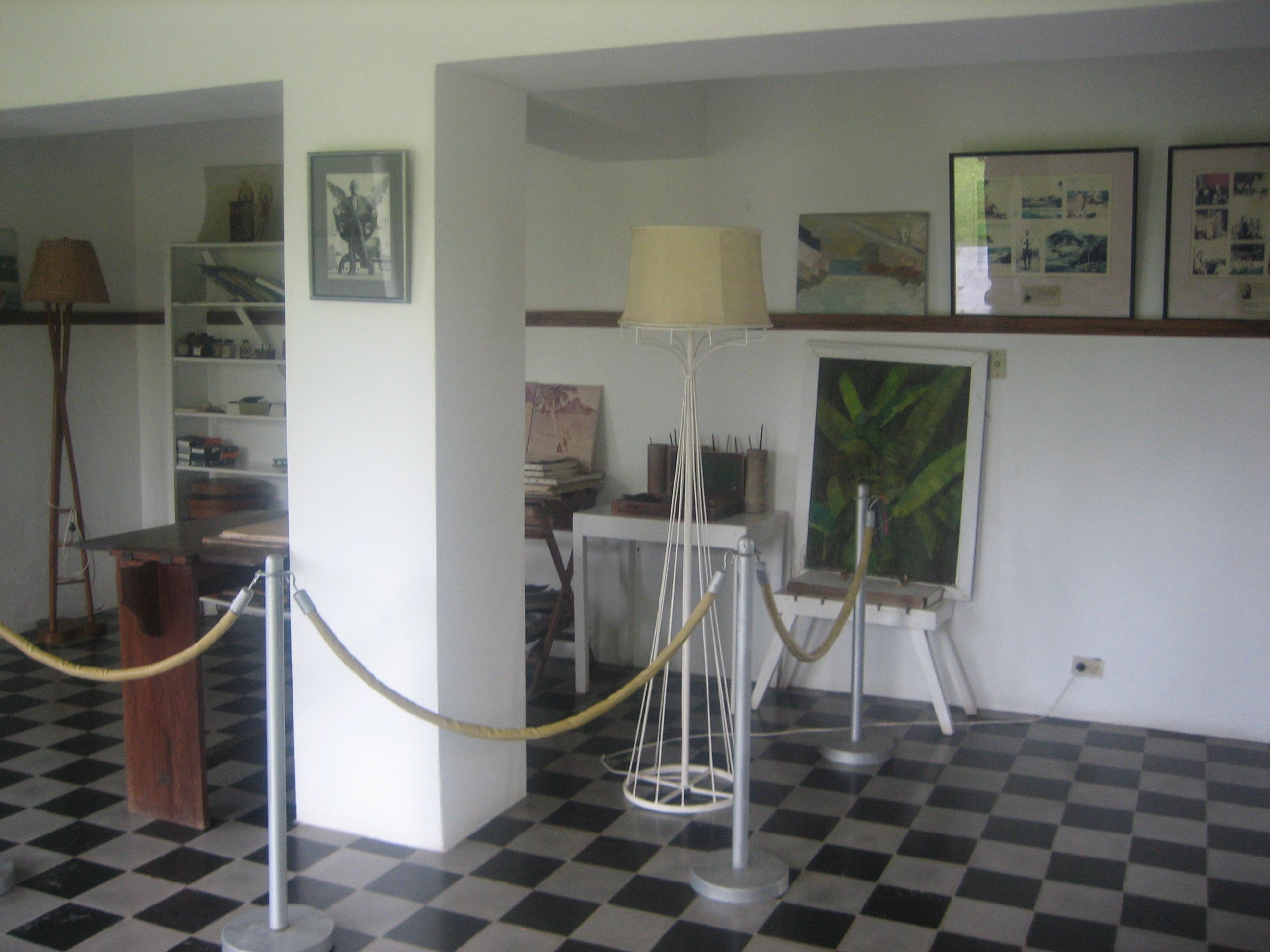 Firefly, Former Home of Sir Noel Coward - Ochos Rios, Jamaica