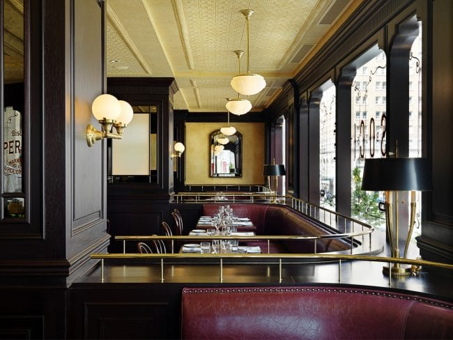 La Societe Bistro Montreal Loews Hotel Vogue https://www.cellophaneland.com