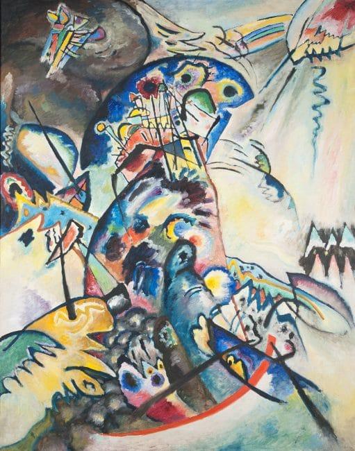 Kandinsky Revolution Russian Art 1917 to 1932 Royal Academy London