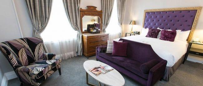 luxe-king-room-Culver Hotel, Culver City, Los Angeles, California, Hotel Review