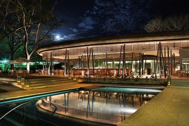 El Mangroove Hotel & Spa Gulf of Papagayo, evening pool view