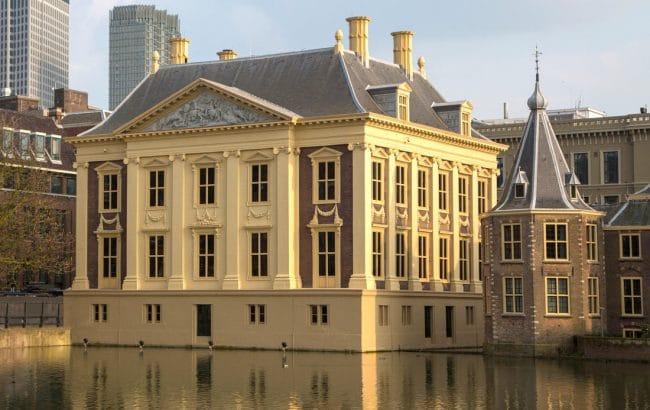 Mauritshuis Binnenhof The Hague