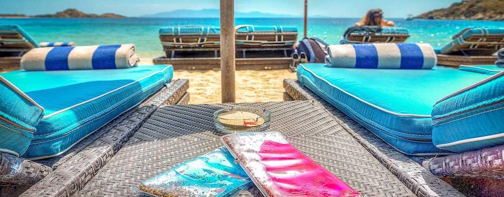 Nammos by the Sea, Psarou Beach, Mykonos