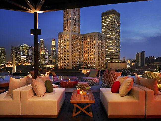 Table by Rang Mahal at Naumi Singapore