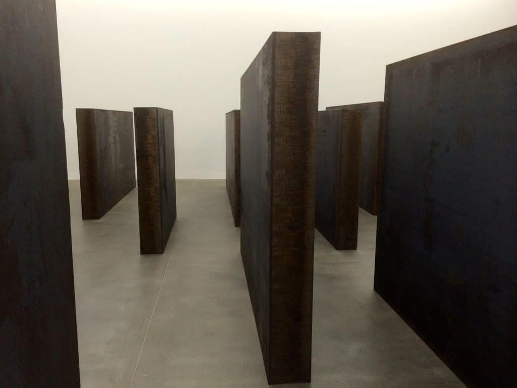 Richard Serra Gagosian
