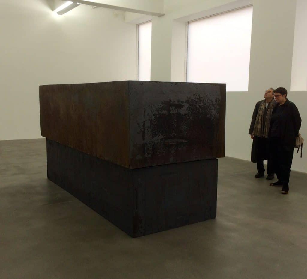 Dead Weight Richard Serra Gagosian