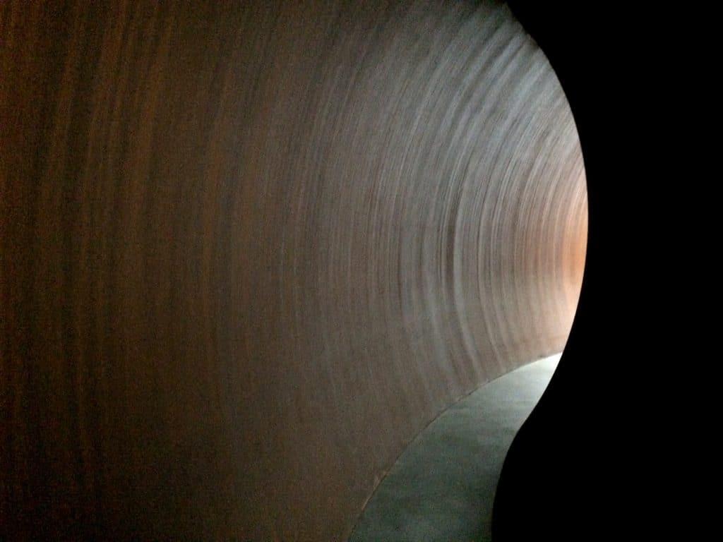 Backdoor Pipeline Richard Serra Gagosian