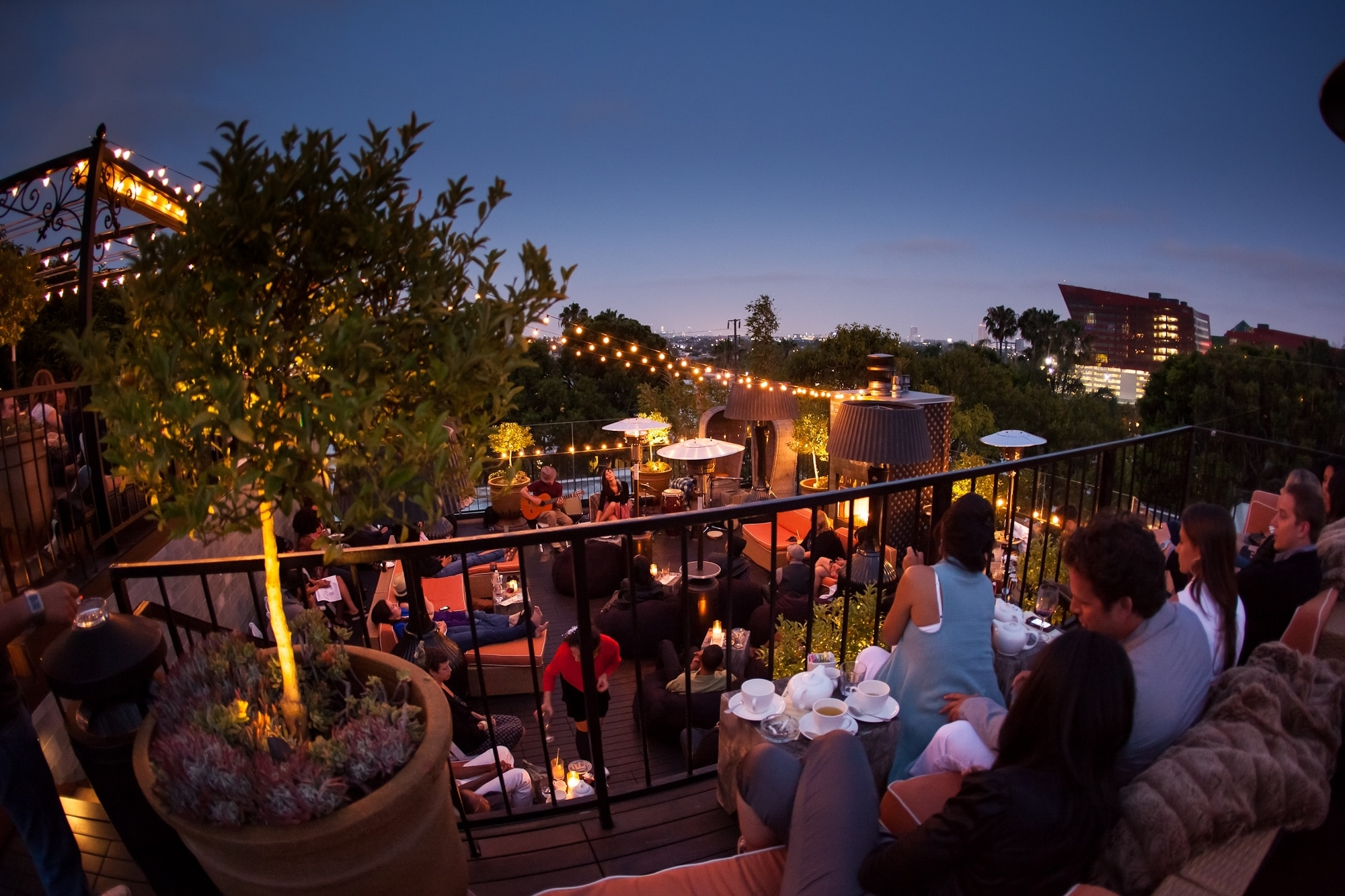 Private Rooftop Club at Petit Ermitage Byrd Series 2