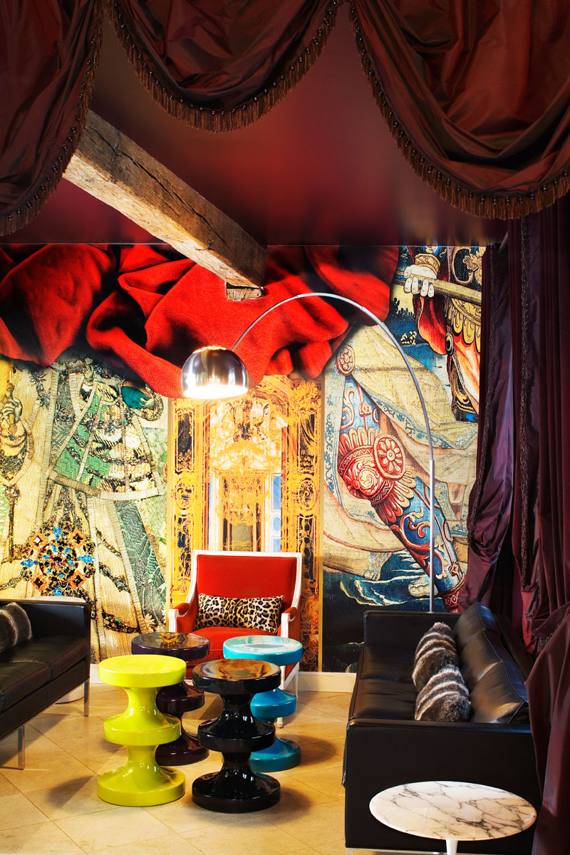 Haute Living - Luxury Hotels from Haute Couture Designers christian lacroix