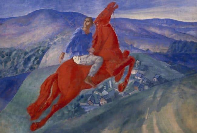 Revolution Russian Art 1917 to 1932 Royal Academy London