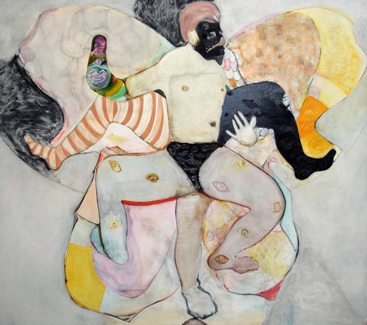 Ryan Mosley Saatchi Gallery Painters Painters