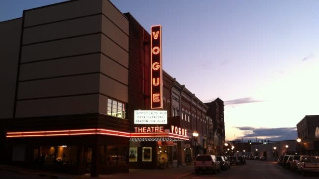 the-vogue-theatre Hollywood Haunted