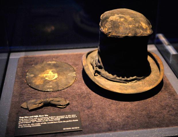 Titanic: The Artefact Exhibition  London
