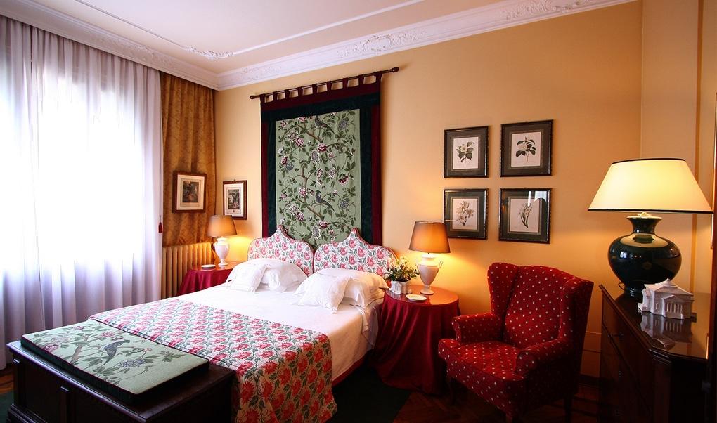 Hotel Abbazia Follina, Veneto Bedroom