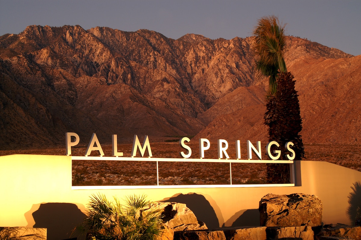 Best Cool Hotels Palm Springs, California