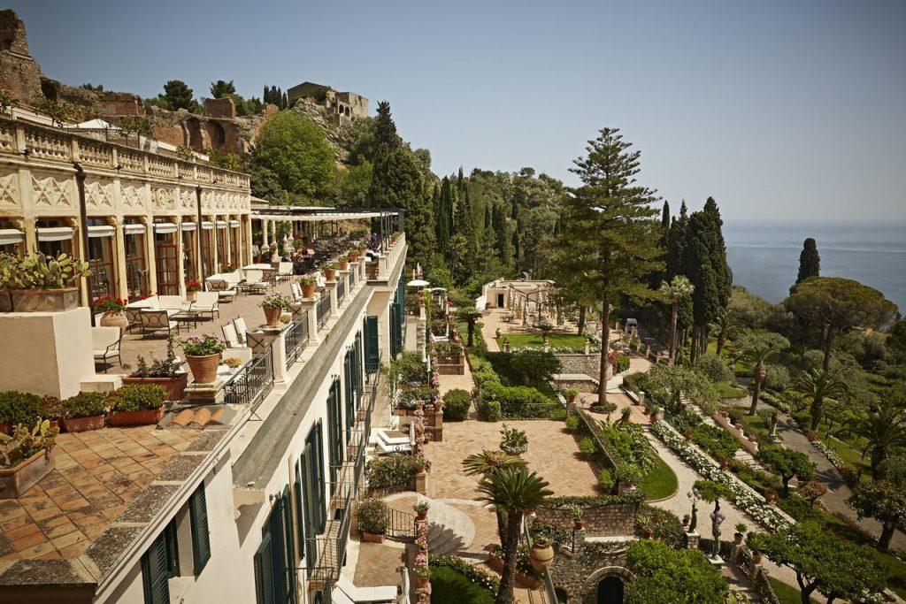 Belmond Grand Hotel Timeo Taormina Sicily Italy