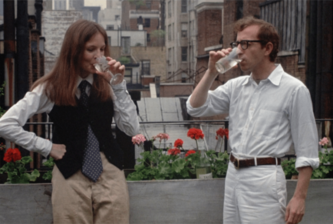 Annie Hall Woody Allen Apropos of Nothing