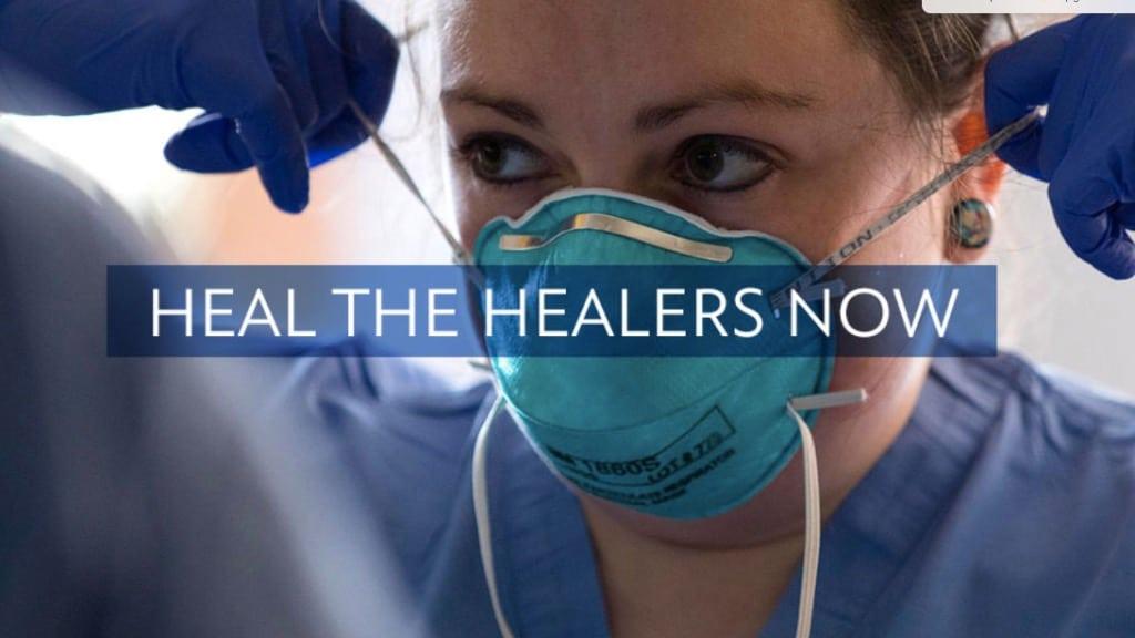 Transcendental Meditation David Lynch Heal the Healers Now