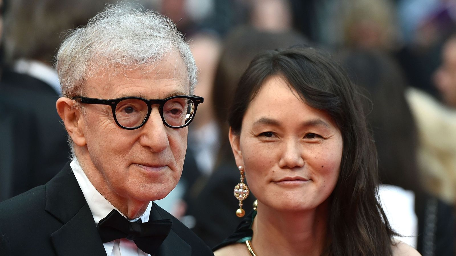 Apropos of Nothin Woody Allen & Soon Yi