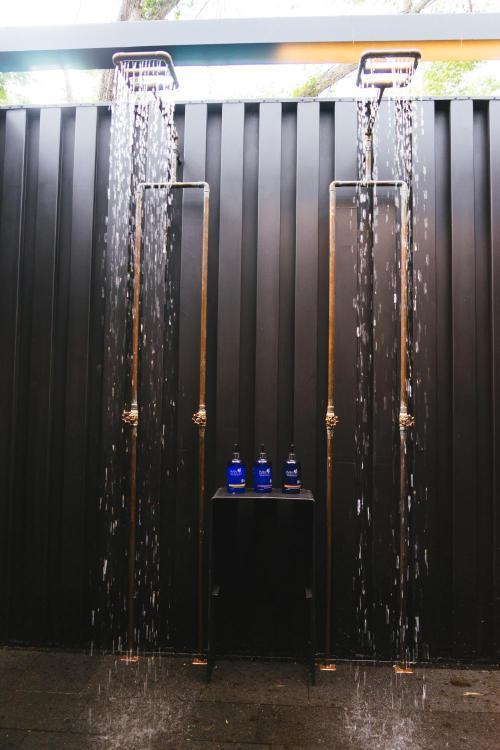 Bathroom Centre Bungalows, Rio Perdido Lodge