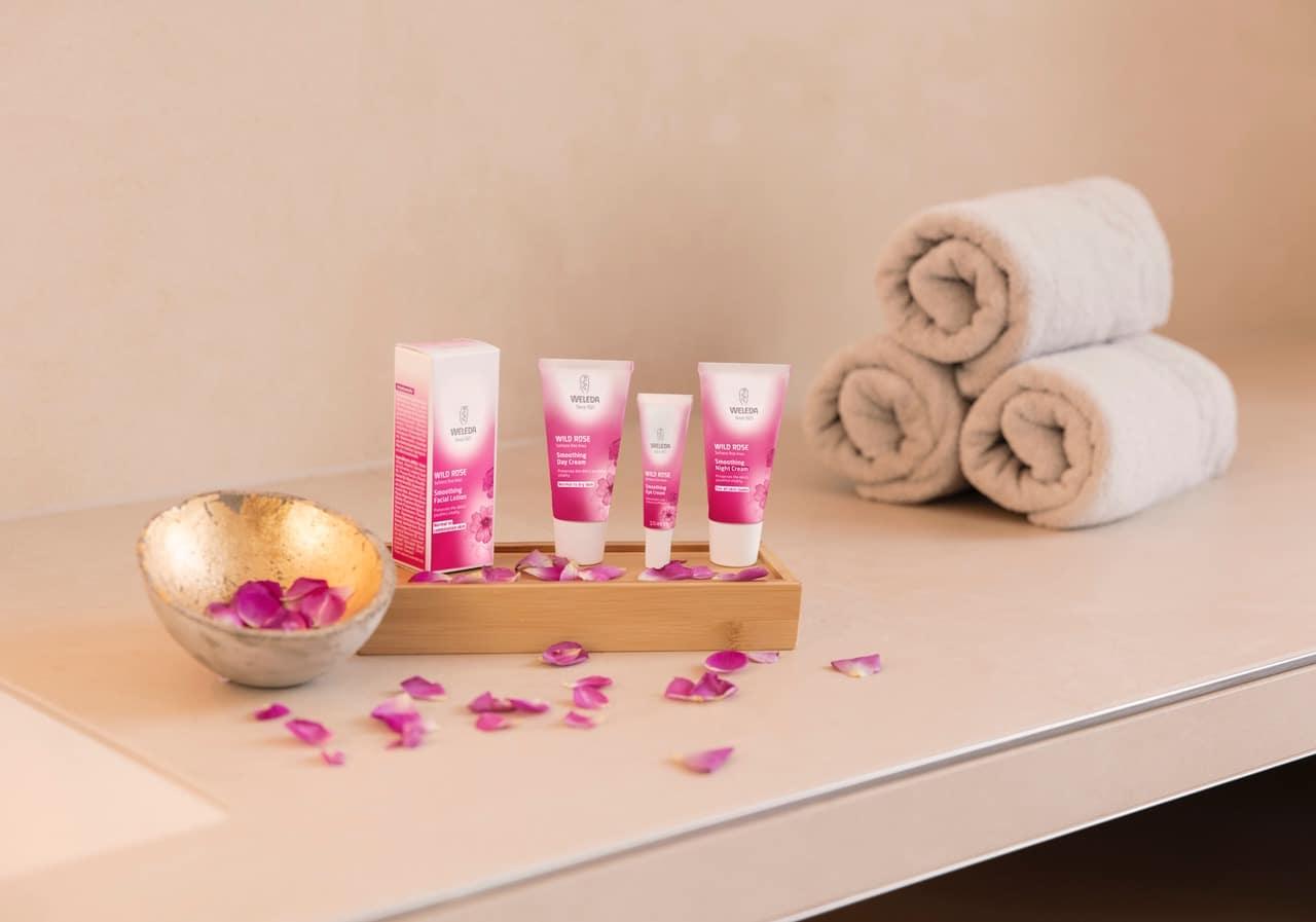 Weleda Wild Rose Skincare Range