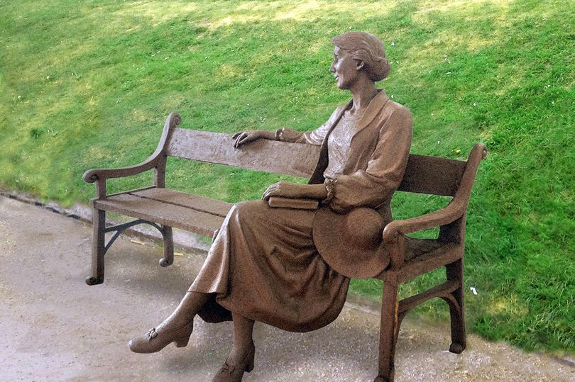 Virginia Woolf Richmond proposed statue