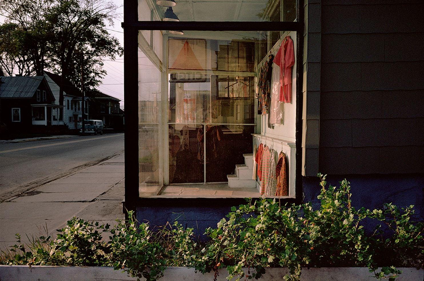 Stephen Shore Transparencies: Small Camera Works 1971-1979