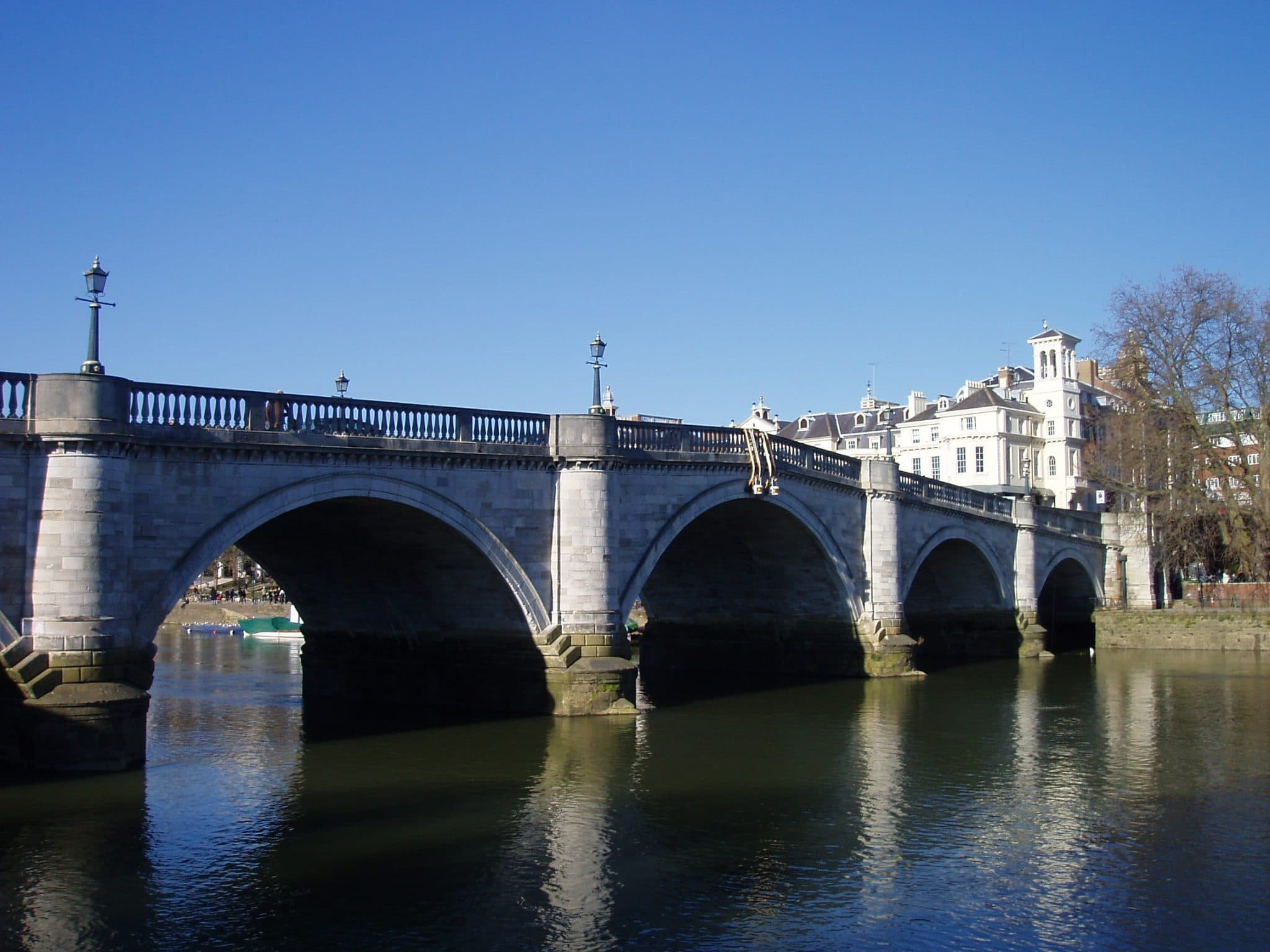 Richmond upon Thames bridge Virginia Woolf